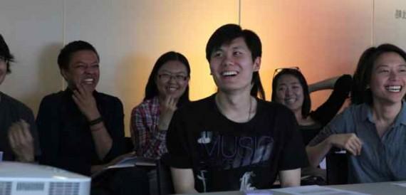 Bild von Vortragsteilnehmern