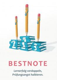 Cover Bestnote Zeitmanagement und Lernmethoden Ratgeber Lernen und Lesen ohne Prüfungsangst