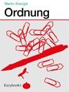 ebook Cover Ordnung von Martin Krengel