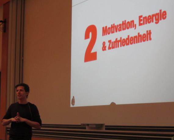 Seminar zum Stress-und Energiemanagement