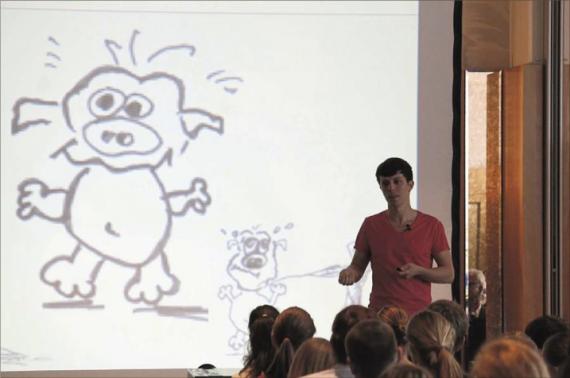 Unterhaltsame Vorträge mit Pfiff
