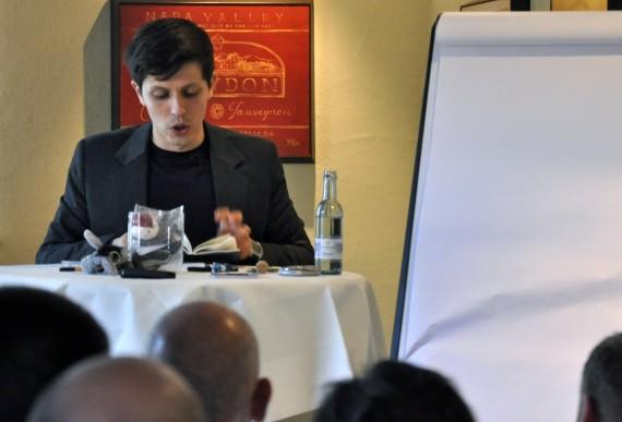 Vortrag Gehirn-Keynote Speaker Martin Krengel