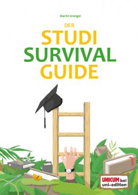 Cover Buch Studi-Survival-Guide Martin Krengel