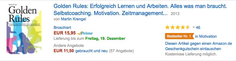 Zeitmanagement-Motivation-Ratgeber-Bestseller-Golden-Rules