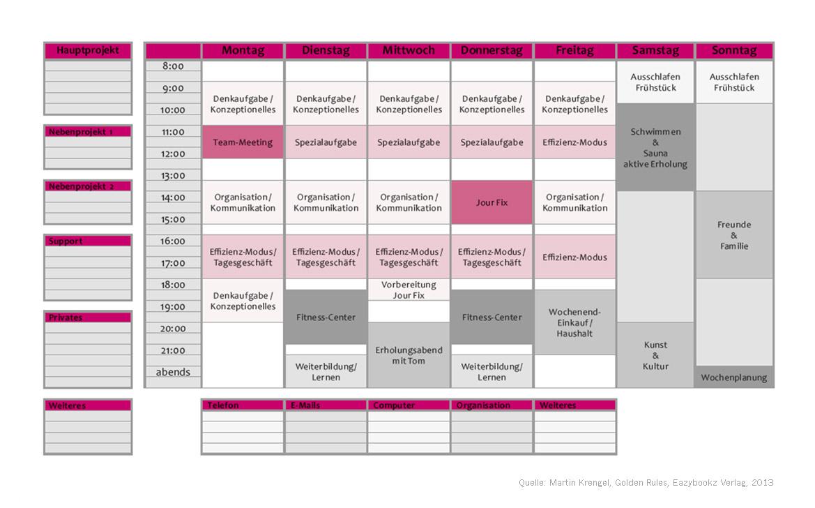 Großartig Schüler Wochenplan Vorlage Zeitgenössisch - Entry Level ...