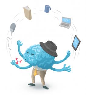 Die Aufgabenflut und ToDos spielend einfach meistern - jonglierendes Gehirn - Martin Krengel