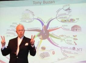 Tony Buzan - Erfinder des Mindmaps