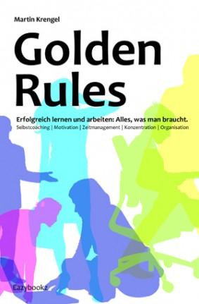 """Wie geht Aufräumen richtig? In 10 Kapiteln meines Ratgebers """"Golden Rules"""" zeige ich mit einfachen aber genialen Tipps und Tricks, wie du mit dem Aufräumen anfängst, dich besser organisierst und Ordnung hältst"""