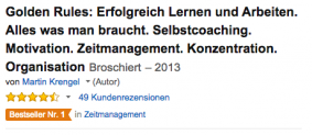 Zeitmanagement-Bestseller-Ratgeber für besseres Selbstmanagement