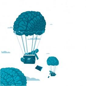 Gehirn Ballast abwerfen - loslassen