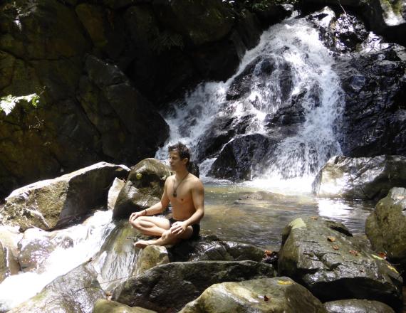 Bild zur Meditation hilft im Alltag Studium und Beruf