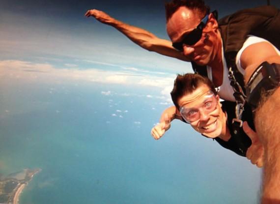 Martin Fallschirm es fühlt sich gut an