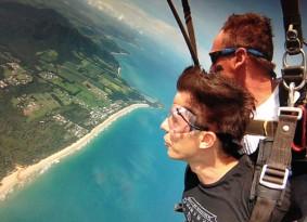 Martin Fallschirm neue Komfortzone