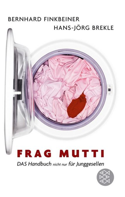 Cover - Bernhard Finkbeiner Hans-Jörg Brekle - Frag Mutti