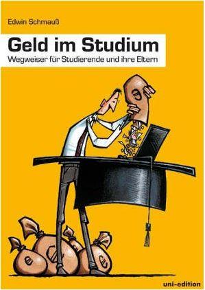 Cover - Edwin Schmauß - Geld im Studium