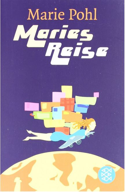 Cover - Marie Pohl - Maries Reise