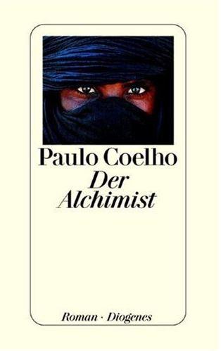 Cover - Paulo Ceolho - Der Alchimist
