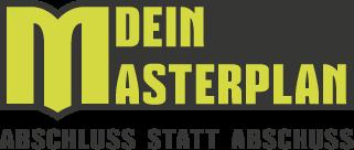 Logo Dein Masterplan - Abschluss statt Abschuss