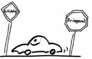 Zeitmanagement - Regeln wie im Straßenverkehr - Eat That Frog