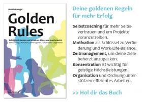 """Mit den """"Golden Rules"""" mehr Erfolg"""