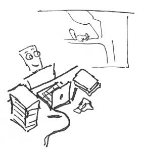 Chaos beseitigen und Ablenkung vermeiden