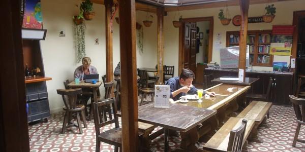 Kursort für den Sprachkurs Spanisch in Bogota (Kolumbien)