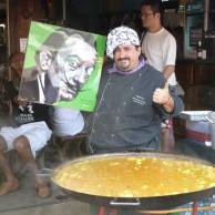 Bring mir meine Suppe, aber Dalí!