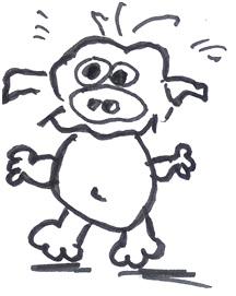 Innere-Schweinehund-Keine-Lust-keine-Energie-keine-Zeit-kein-Mut-keine Motiviation __ Anfangsschwung wo bist du