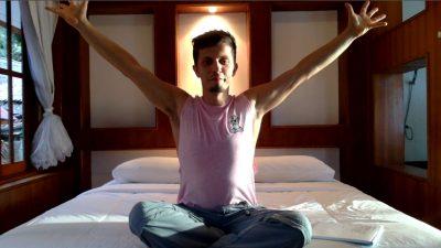 Meditation lernen - Stressbewaeltigung - Konzentrationsuebungen - Vipassana - Mediation für Anfaenger-Skeptiker-und-Dummys-der Online Video