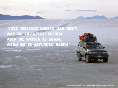 Motivationssprueche - Dinge motiviert Leben - Zitat und Spruch fuer Neugierige und Reisen - Motiviert Dinge anpacken - Motivationszitat von Dr Martin Krengel