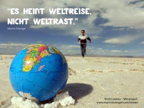 Motivationssprueche - Dinge motiviert Leben - Zitat und Spruch fuer Sport, Arbeit und Freizeit - Motiviert Dinge anpacken - Motivationszitat von Dr Martin Krengel