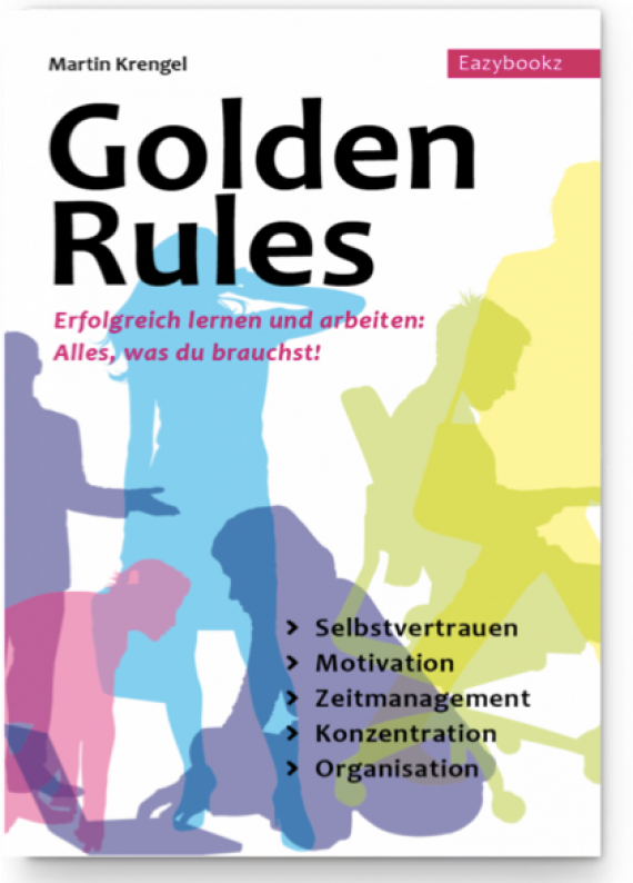 Zeitmanagement Buch Bestseller Motivation und Konzentration Dr Martin Krengel