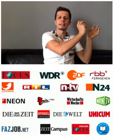 Dr Martin Krengel - Zeitmanagement - Motivations und Lernexperte - bekannt aus Fernsehen Radio Zeitschriften