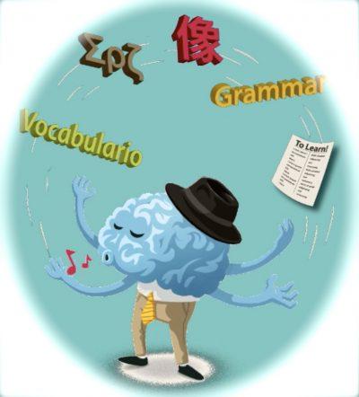 Sprachen lernen - Vokabeln lernen - Tipps Kurs Englisch Spanisch Französisch Italienisch Chinesisch - Dr Martin Krengel-rund