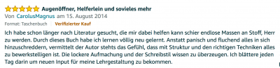 Erfahrungsbericht Lernkurs - Bestnote - Lernseminar - Lernratgeber - Buch Besser lernen - beste Lernmethode für Schueler und Studenten - Meinung - zu Martin Krengel53.24