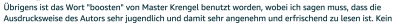 Erfahrungsbericht Lernkurs - Bestnote - Lernseminar - Lernratgeber - Buch Besser lernen - beste Lernmethode für Schueler und Studenten - Meinung - zu Martin Krengel58.31