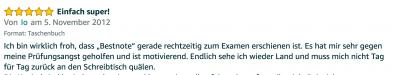 Rezension - Martin Krengel - Lerntipps - einfacher lesen und dinge verstehen und merken in Schule und Studium - Bestnote - Lernratgeber.11.38