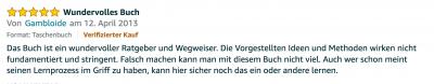 Rezension - Martin Krengel - Lerntipps - einfacher lesen und dinge verstehen und merken in Schule und Studium - Bestnote - Lernratgeber.16.02