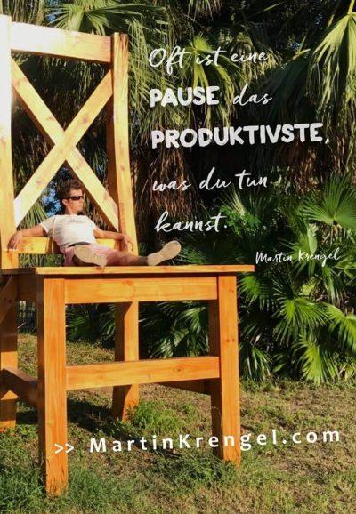 Zeitmanagement-Zeitmanagement Tipps-Produktivitaet-Motivation-Expertentipps-Zitat und Spruch fuer Zeitmanagement Fokus-Zeitmanagementexperte-Dr. Martin Krengel