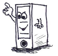 Ordner - Papierkram, Dateien und E-Mails - Ordnung und Organisation - Buch - Zeitmanagement - Selbstmanagement - Motivation - Selbstmotivation - Konzentration - Studium - Lernen - Ratgeber Dr. Martin Krengel