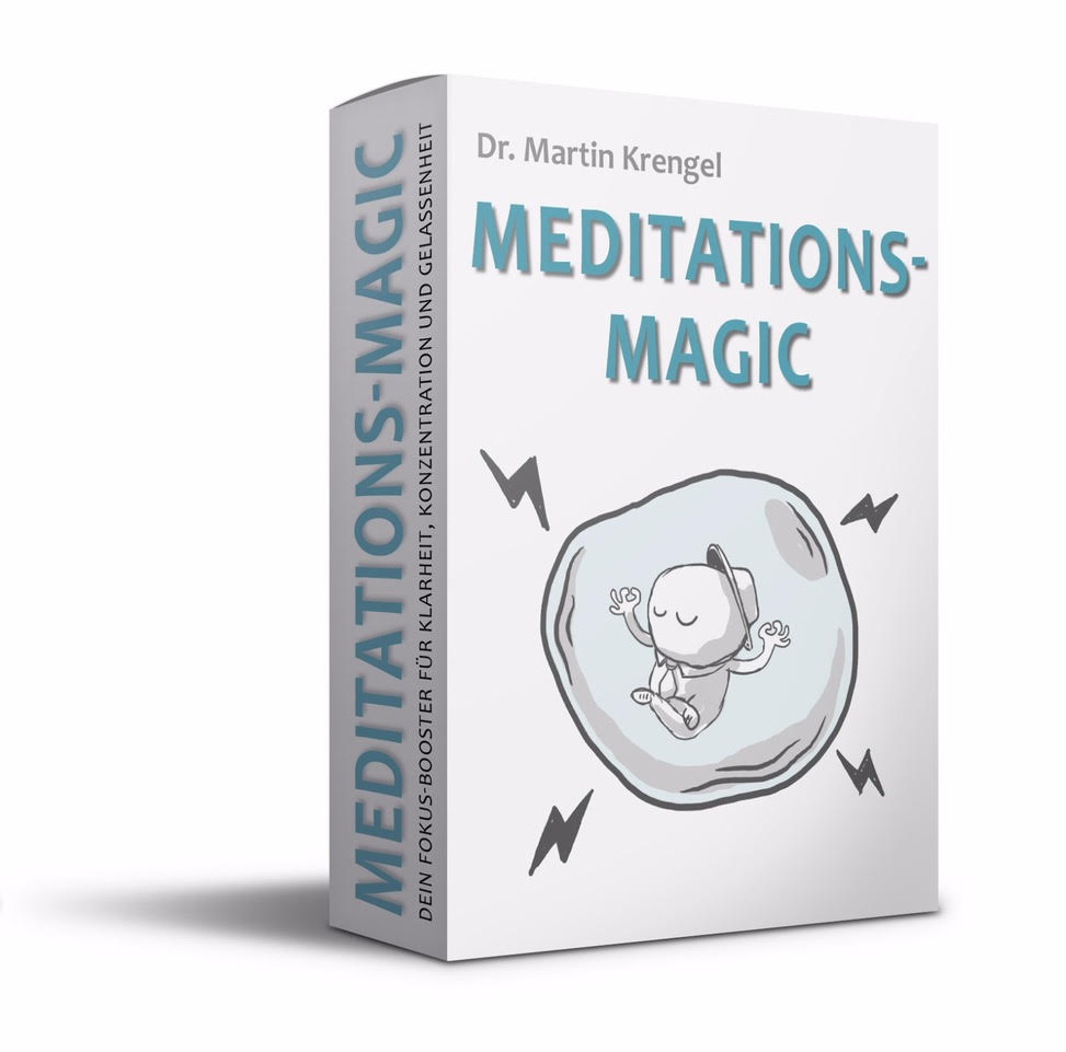 Meditations Magic Dr. Martin Krengel