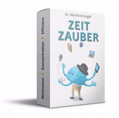 Zeitzauber Dr. Martin Krengel Zeitmanagement