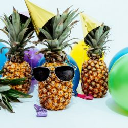 Glückwünsche zum 18. Geburtstag, Luftballons