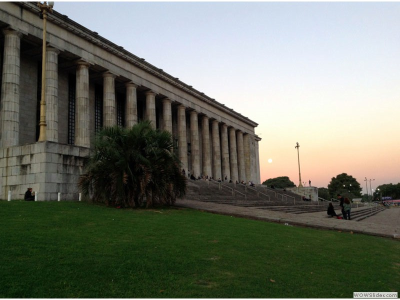 Die Universität von Buenos Aires