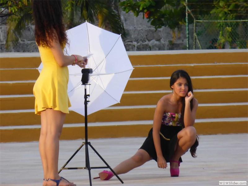 In Cartagena gibt es viel zu sehen ...